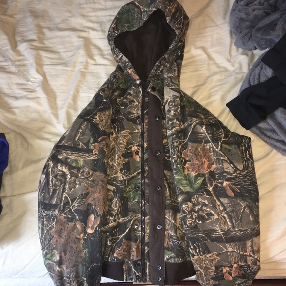 fb499d97f81ed cabelas Jackets & Coats | Youth Xl Camo Hunting Jacket Like New ...